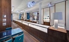 Tiffany & CO Store of the Year - SOHO    vaholderindesign.com