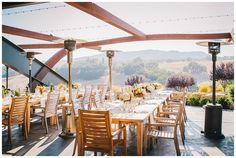 Winery & Vineyard Wedding - Denner Vineyards www.lisamalloryphoto.com