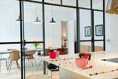 glazen muur loft - Google Search