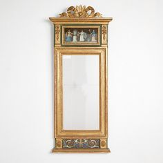Decor, Clock, Wall, Home Decor, Wall Clock, Mirror