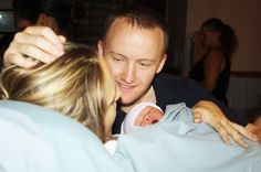 Took control of her birth! Empowering Hospital Birth with HypnoBabies.