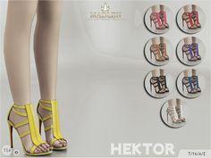 MJ95's Madlen Hektor Shoes
