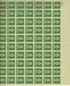 John James Audubon Sheet of 70 x 1 Cent US Postage Stamps NEW Scot 874 . $24.99. John James Audubon Sheet of 70 x 1 Cent US Postage Stamps NEW Scot 874