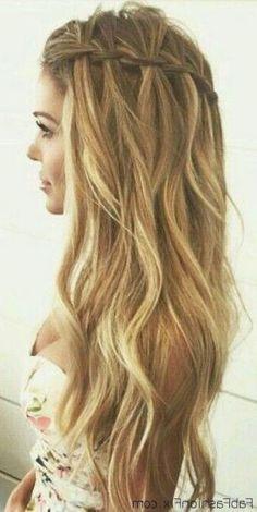 Wedding Hairstyles For Long Hair 43 Bohemian Hairstyles Ideas For Every Boho Chic Junkie Bohemian Hairstyles, Chic Hairstyles, Wedding Hairstyles For Long Hair, Braids For Long Hair, Straight Hairstyles, Bohemian Braids, Curly Haircuts, Boho Hairstyles Medium, Summer Hairstyles