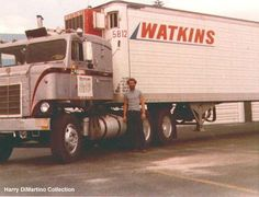 Watkins Motor Lines - 1:1 Truck Reference Pictures - Model Cars Magazine Forum