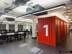 Google Campus // Jump Studios | Afflante.com