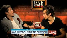 ONE DIRECTION: This Is Us Exclusive Interview! Harry Styles, Louis Tomlinson, Liam Payne, Zayn Malik & Niall Horan