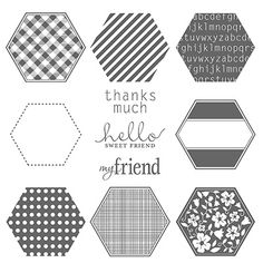 Six-Sided Sampler - Stampin' Up!