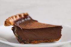 4-składnikowa czekoladowa tarta [PRZEPIS]