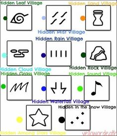 Images Of Naruto Cloud Village Symbol Wwwindustriousinfo