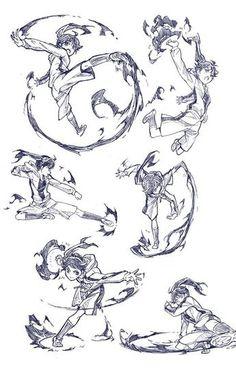 Drawing Tips Fantasy Drawings Action Pose Reference, Figure Drawing Reference, Drawing Reference Poses, Drawing Tips, Drawing Sketches, Drawing Tutorials, Eye Drawings, Anatomy Reference, Magic Drawing