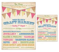 Laura Cartwright » New Print Designs For Cluny Craft Market