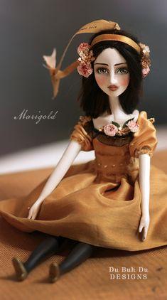 Doll Ornament~Image © Christine Alvarado, 2012.