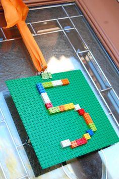 Corazón de pica pica: Fiesta LEGO