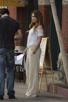 The B-Side: Monday Style: Jennifer Lopez + Street Style Fashionista