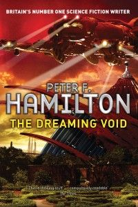 New cover for The Dreaming Void
