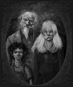 The Wately Family by Onychuk