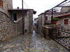 """""""Το Τολέδο της Ελλάδας"""": Το χωριό που ύμνησε ο Καζαντζάκης και λάτρεψε ο Κολοκοτρώνης"""