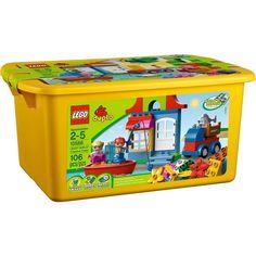 Đồ chơi LEGO® DUPLO® 10556 Creative Chest – Thùng xếp hình sáng tạo cỡ lớn