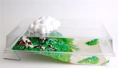 Super cool for classroom, homeschooling or for the little science lover in your home. The 3D Water Cycle is a real winner! http://www.sensoryedge.com/water-cycle-model-cards-trans.html