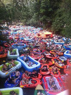Kaljakellunta Beer Floating Festival