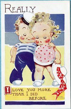 vintagekidsillustr.quenalbertini2: Agnes Richardson