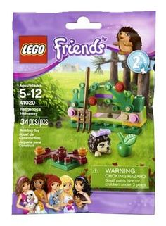 Compare prices on LEGO Friends Set Hedgehog Hideaway from top online retailers. Save money on your favorite LEGO figures, accessories, and sets. Van Lego, Lego Friends Sets, Bunny Hutch, Lego Toys, Lego Lego, Lego Ninjago, Toy Sale, Building Toys, Toys