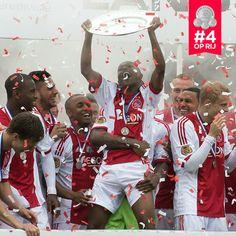 AFC Ajax - De 33ste landstitel