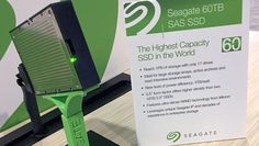 Seagate Technology has taken the wraps off of an unbelievable 60TB solid state…