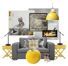 """""""Most Beautiful Darling..."""" by kimberlyd-2 ❤ liked on Polyvore featuring interior, interiors, interior design, home, home decor, interior decorating, Benson-Cobb Studios, Crate and Barrel, Inspire Q and Cappellini"""