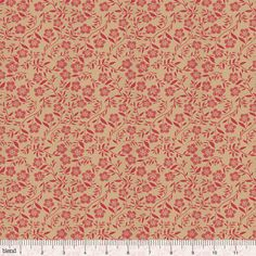 Joy and Wonder Daydream Red 112.107.07.2 by CPatchQuilts on Etsy