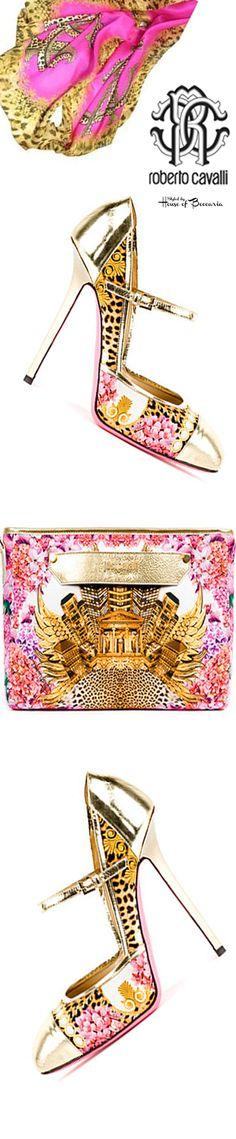 ~Roberto Cavalli - Just Cavalli SS 2013 Modeluna Accessories | House of Beccaria#
