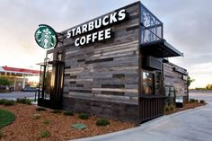 Starbucks is offering curbside pickup in one Snoqualmie, Washington, location.