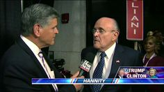 Giuliani: Clinton 'Had Gall to Accuse Trump of Violent Rallies' After Veritas' Video Release