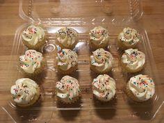 Vanilla Buttercream Cupcakes Buttercream Cupcakes, Vanilla Buttercream, Dawn, Baking, Sweet, Desserts, Food, Bread Making, Tailgate Desserts