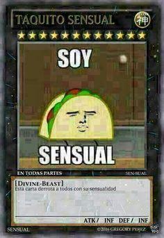 Taquito sensual
