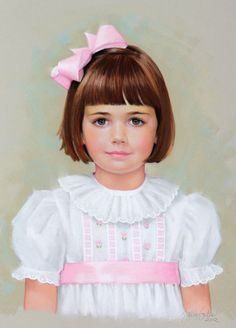 Sally Gates, Classic Pastel Portraits is one of the premier pastel portrait painters in America today. Colored Pencil Portrait, Color Pencil Art, Portrait Photo, Portrait Art, Pastel Portraits, Painting Portraits, Oil Paintings, Girl Clipart, Arte Popular