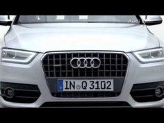 Audi Q3 - Color and Trim design