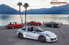 Der Porsche 911 Targa wird 50 Jahre alt: http://www.zwischengas.com/de/FT/fahrzeugberichte/50-Jahre-Porsche-911-Targa.html?utm_content=buffer5d846&utm_medium=social&utm_source=pinterest.com&utm_campaign=buffer Foto © Porsche AG