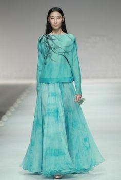 by Chinese designer Chu Yan