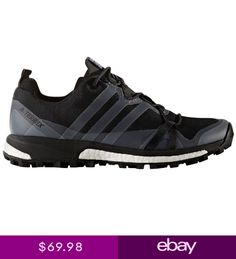 23af0a28d011 ADIDAS Womens Terrex Agravic Trail Running Shoes Utility BlackBlackTrace