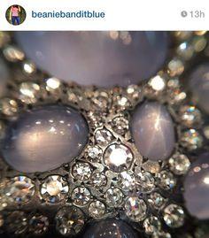 Jewels by JAR #jarparis #jar #joelarthurrosenthal #jewelsbyjar #jarjewelry #jarjewels #LucDanto   detail- earrings to be auctioned by Christie's May 2015