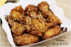 NeNe Chicken At The Star Vista  ~ Bulgogi Wings And Sticks