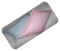 """""""ALMOHADILLA  ENSUEÑOS"""":  Rellenas y perfumadas con fragancias cuyos principios activos se manifiestan con el calor del cuerpo.  Agradables  y suaves  al tacto,protegiendo el  buen descanso.  Puede  usarse  como  su  almohada  habitual, para viajes o como almohadones  en camas o sillones para un instante  de relax.  Realizada en tela de calidad y detalle bordado."""