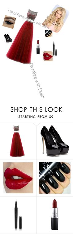 """""""Untitled #251"""" by katie88styles on Polyvore featuring Marc Jacobs and MAC Cosmetics"""
