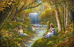 Autumn Rendezvous - Michael Fishel 2015