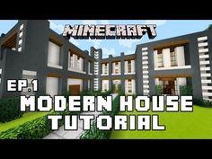 Minecraft Tutorial How To Make A Quartz House 1 Watch if you