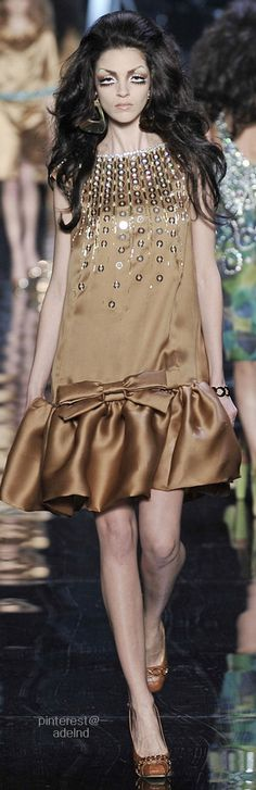 www.2locos.com  Christian Dior by Galliano Fall 2008