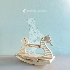 Hipocampo 3 in 1 Rocker on Behance