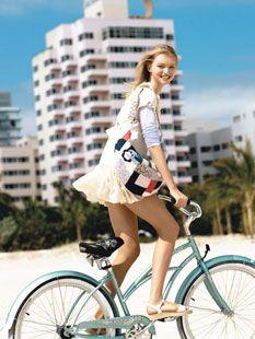 blondes on bikes 2